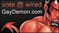 Gay Demon Wired